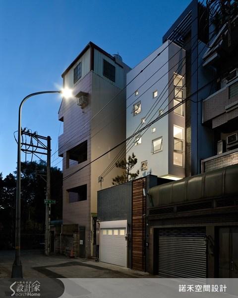 95坪新成屋(5年以下)_簡約風庭院案例圖片_諾禾空間設計 上碩室內裝修_諾禾_01之2