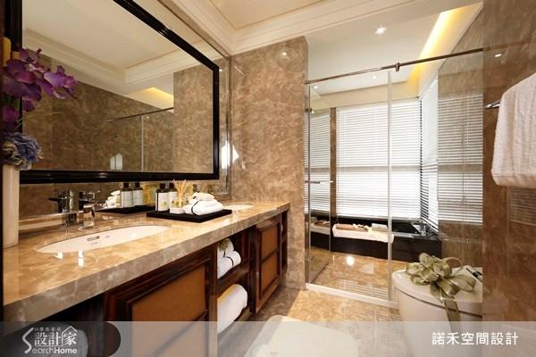 83坪預售屋_奢華風浴室案例圖片_諾禾空間設計 上碩室內裝修_諾禾_05之8