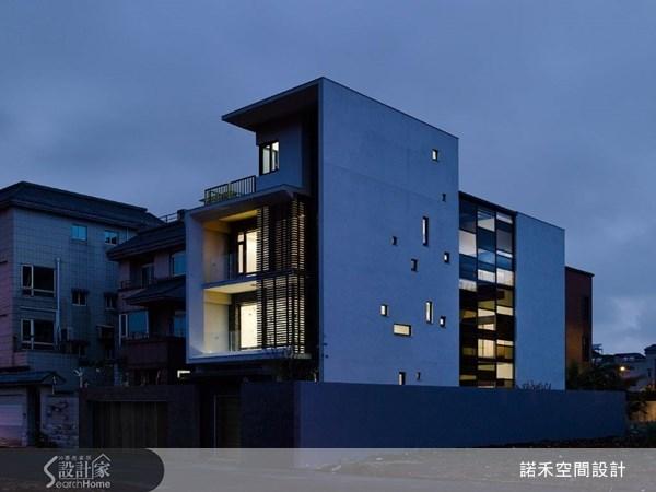 100坪新成屋(5年以下)_現代風庭院案例圖片_諾禾空間設計 上碩室內裝修_諾禾_08之2