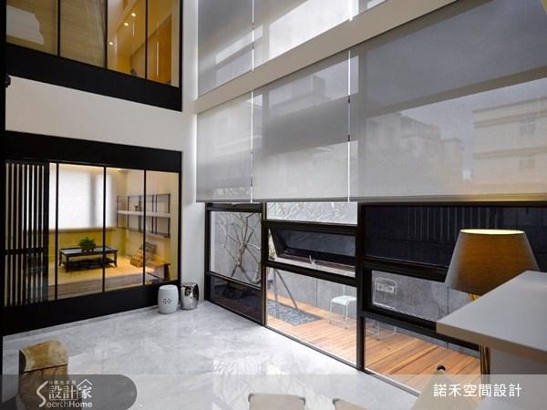 100坪新成屋(5年以下)_現代風客廳案例圖片_諾禾空間設計 上碩室內裝修_諾禾_08之4