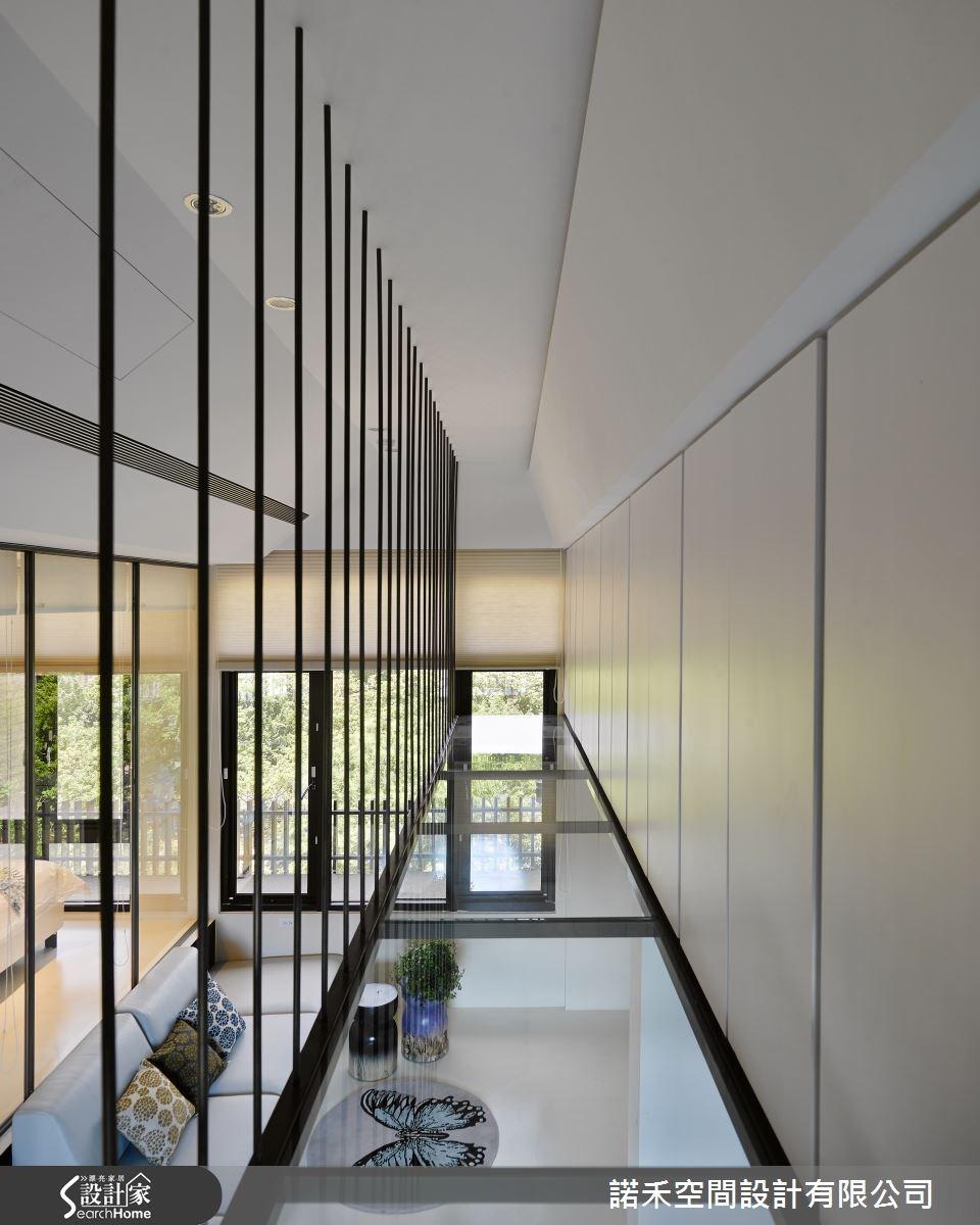 12坪新成屋(5年以下)_現代風客廳案例圖片_諾禾空間設計 上碩室內裝修_諾禾_15之2