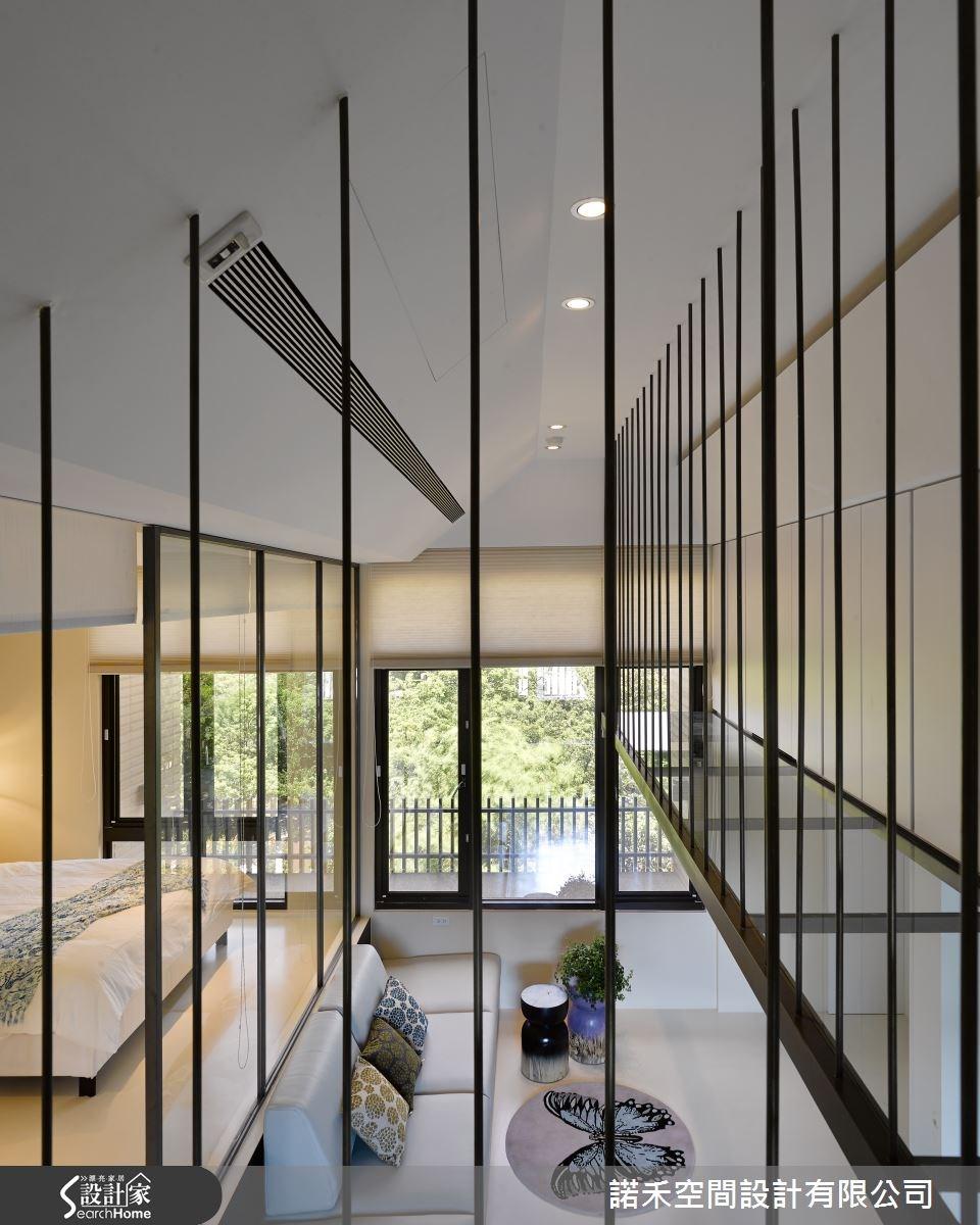 12坪新成屋(5年以下)_現代風客廳案例圖片_諾禾空間設計 上碩室內裝修_諾禾_15之3