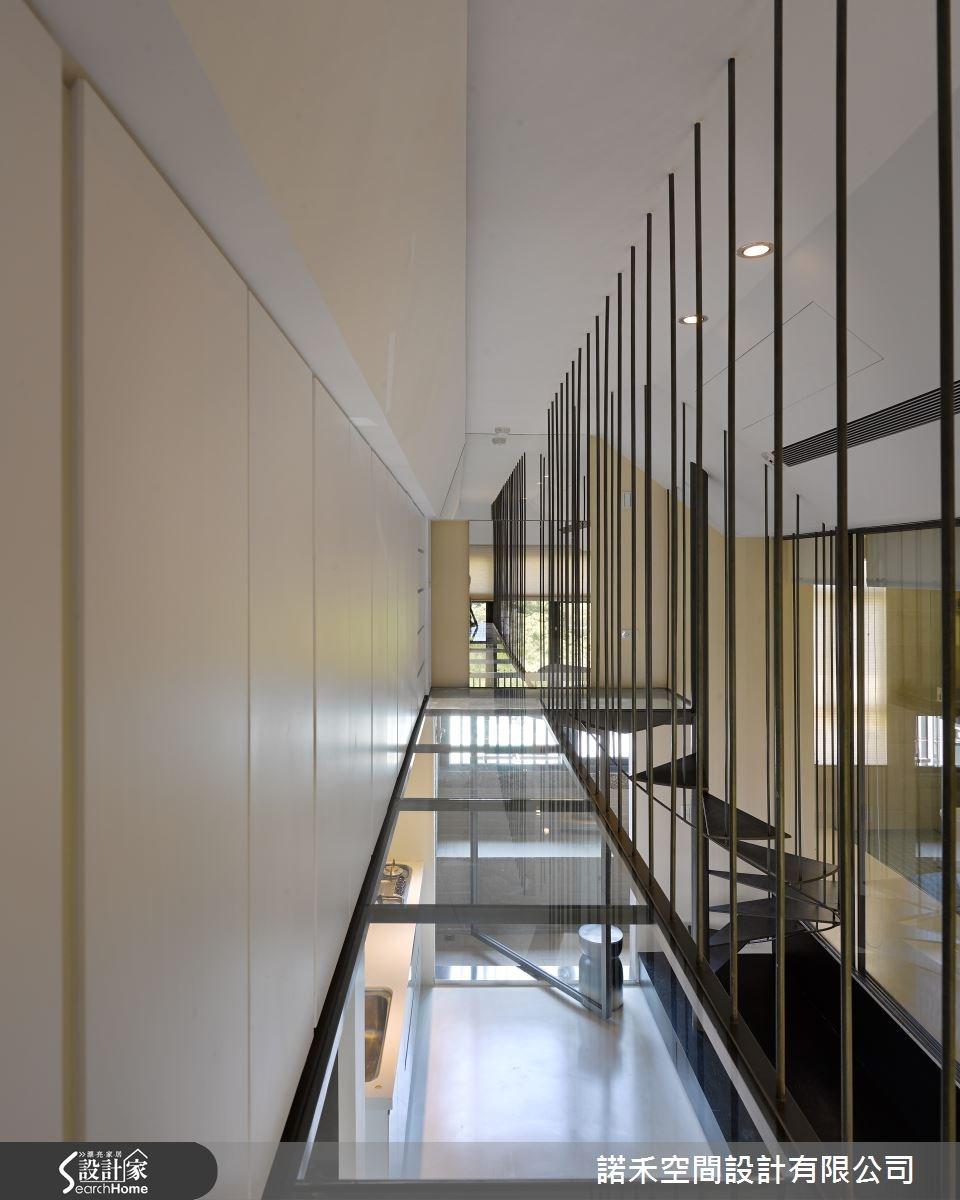 12坪新成屋(5年以下)_現代風走廊案例圖片_諾禾空間設計 上碩室內裝修_諾禾_15之5