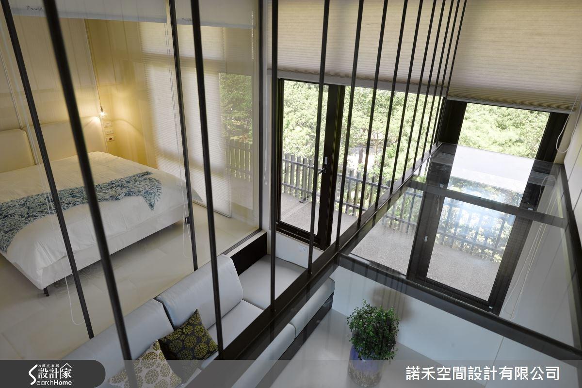 12坪新成屋(5年以下)_現代風臥室案例圖片_諾禾空間設計 上碩室內裝修_諾禾_15之6