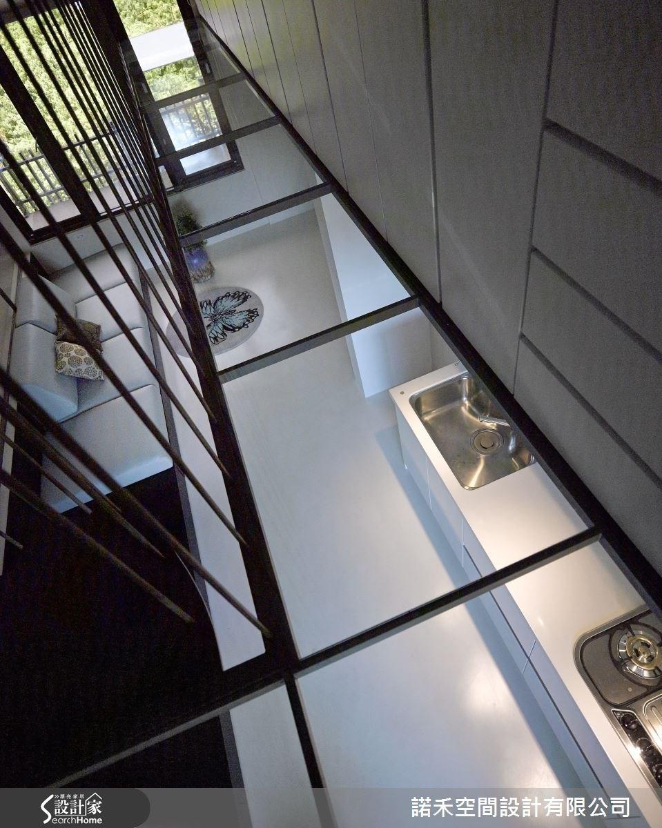 12坪新成屋(5年以下)_現代風客廳案例圖片_諾禾空間設計 上碩室內裝修_諾禾_15之7