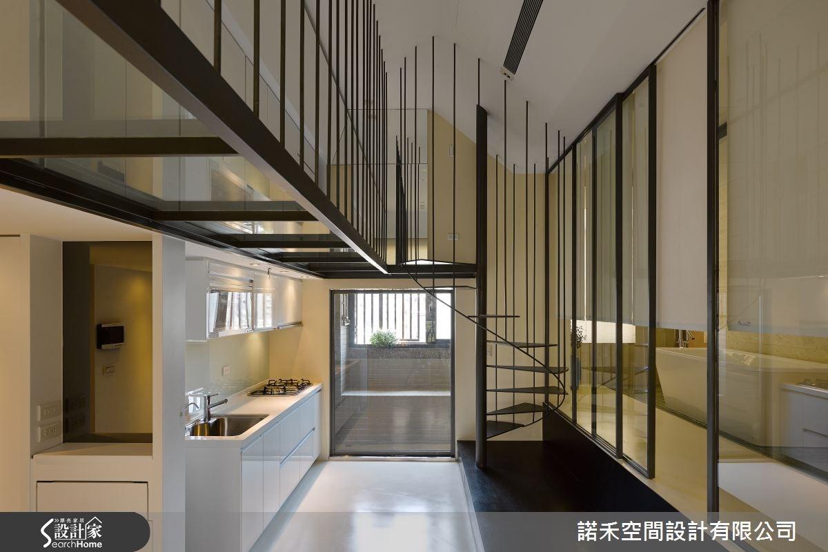 12坪新成屋(5年以下)_現代風廚房案例圖片_諾禾空間設計 上碩室內裝修_諾禾_15之12