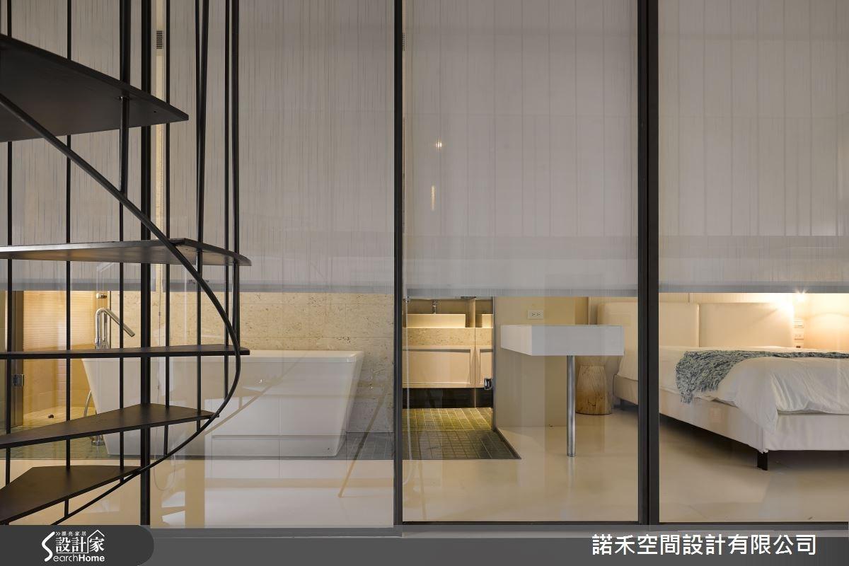 12坪新成屋(5年以下)_現代風臥室案例圖片_諾禾空間設計 上碩室內裝修_諾禾_15之14
