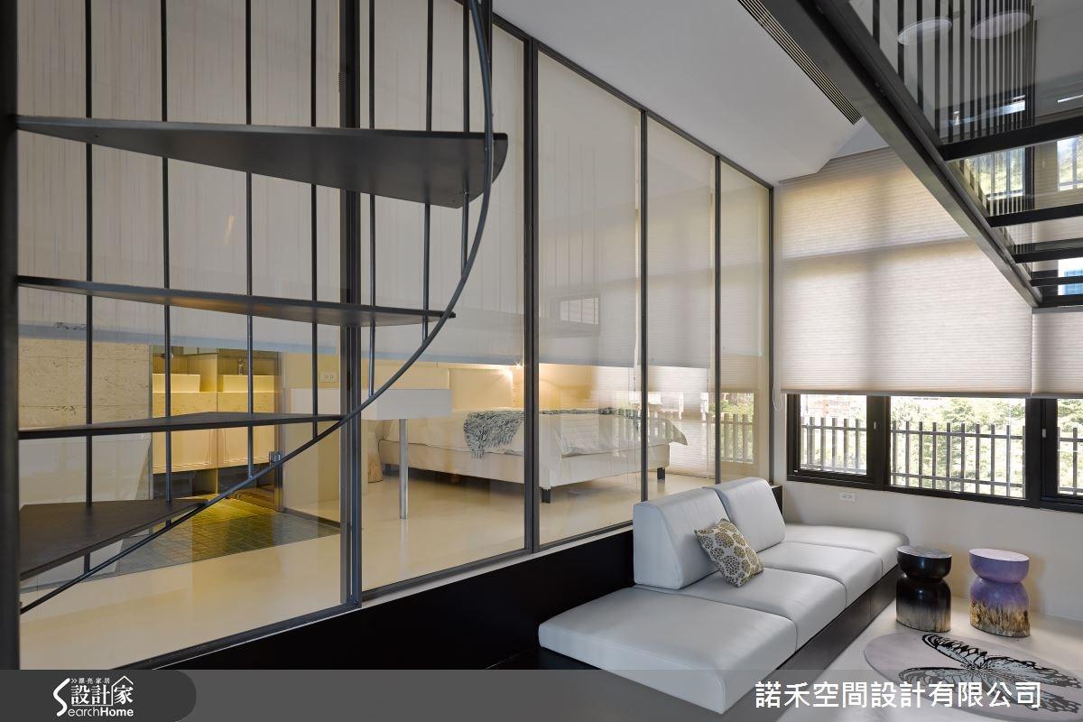 12坪新成屋(5年以下)_現代風客廳案例圖片_諾禾空間設計 上碩室內裝修_諾禾_15之15