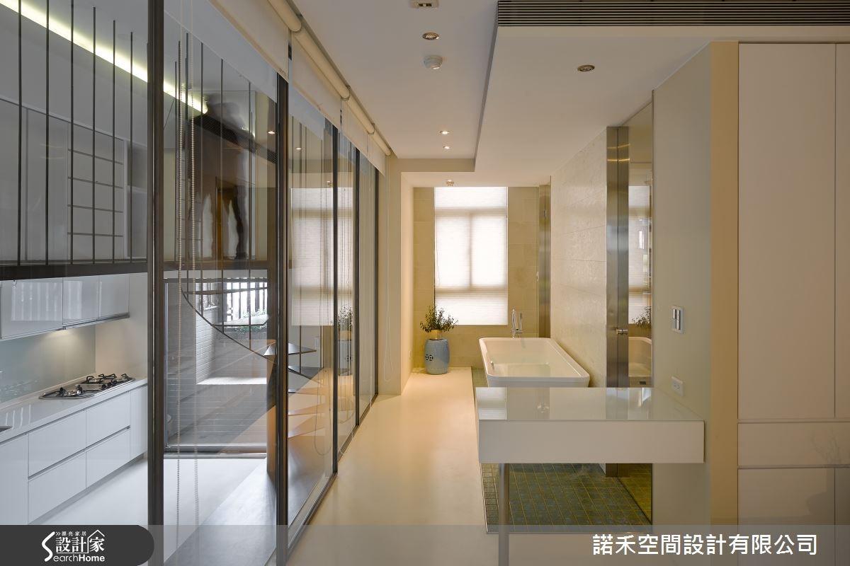 12坪新成屋(5年以下)_現代風臥室案例圖片_諾禾空間設計 上碩室內裝修_諾禾_15之16