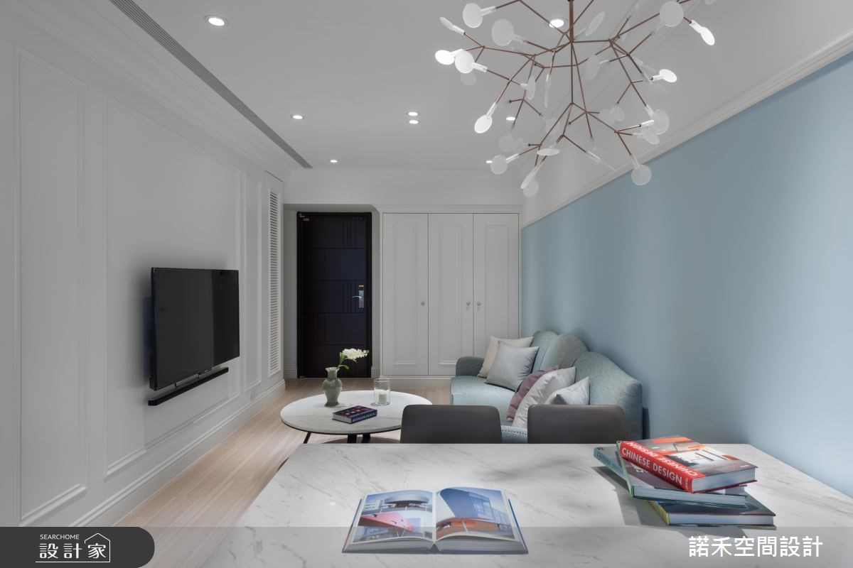 15坪新成屋(5年以下)_美式風案例圖片_諾禾空間設計 上碩室內裝修_諾禾_22之4