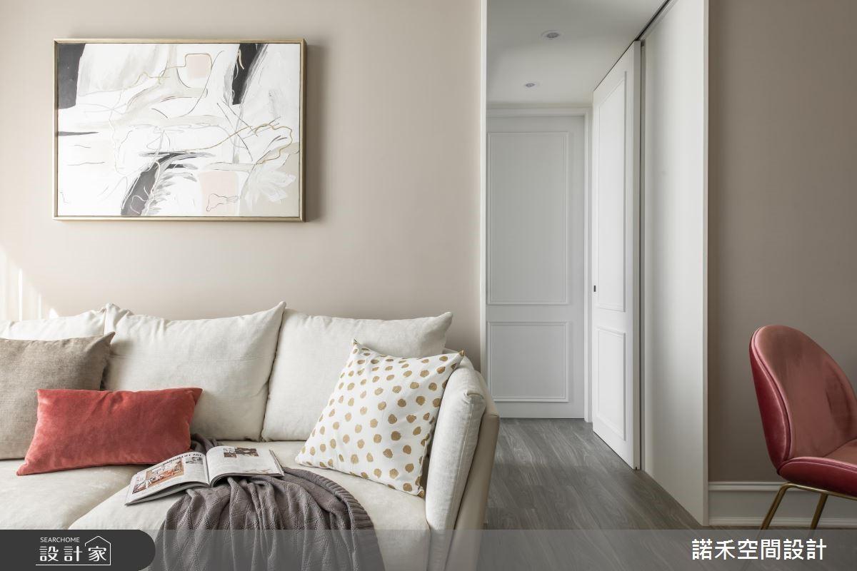 12坪中古屋(5~15年)_美式風客廳案例圖片_諾禾空間設計 上碩室內裝修_諾禾_29之3