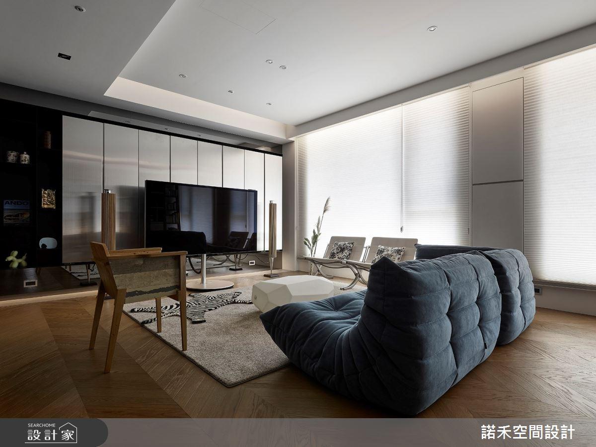36坪中古屋(5~15年)_現代風客廳案例圖片_諾禾空間設計 上碩室內裝修_諾禾_34之6