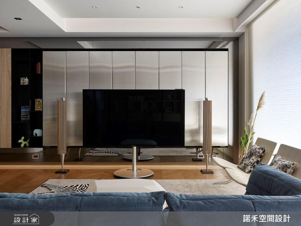 36坪中古屋(5~15年)_現代風客廳案例圖片_諾禾空間設計 上碩室內裝修_諾禾_34之5