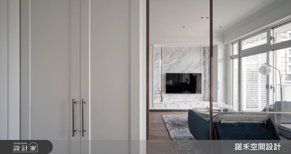 12坪中古屋(5~15年)_美式風客廳案例圖片_諾禾空間設計 上碩室內裝修_諾禾_39之2