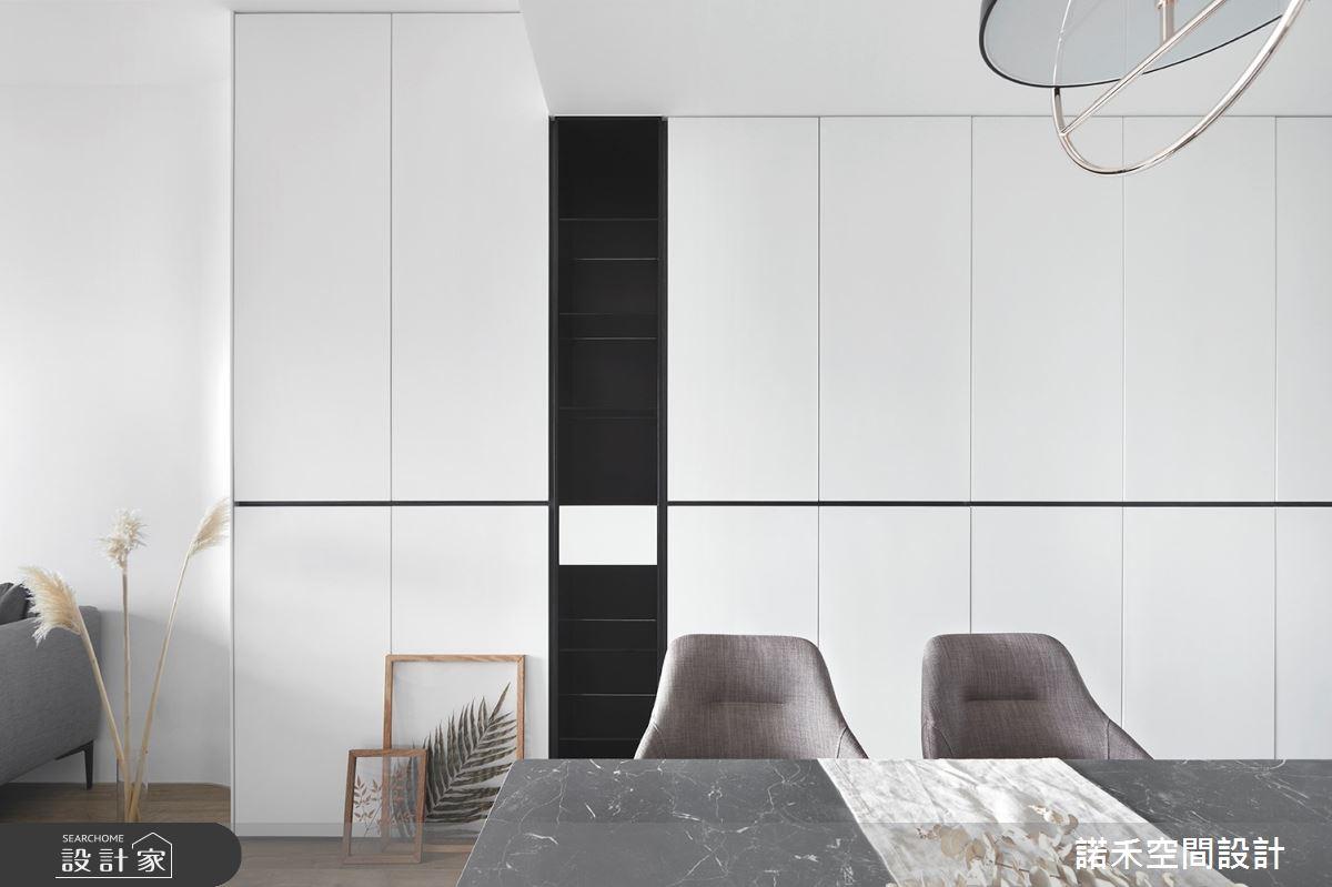 21坪新成屋(5年以下)_現代風案例圖片_諾禾空間設計 上碩室內裝修_諾禾_44之2