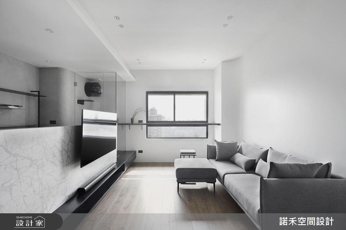 21坪新成屋(5年以下)_現代風案例圖片_諾禾空間設計 上碩室內裝修_諾禾_44之1