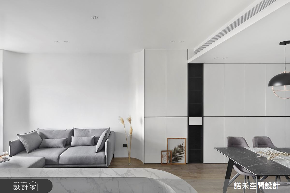 21坪新成屋(5年以下)_現代風案例圖片_諾禾空間設計 上碩室內裝修_諾禾_44之3