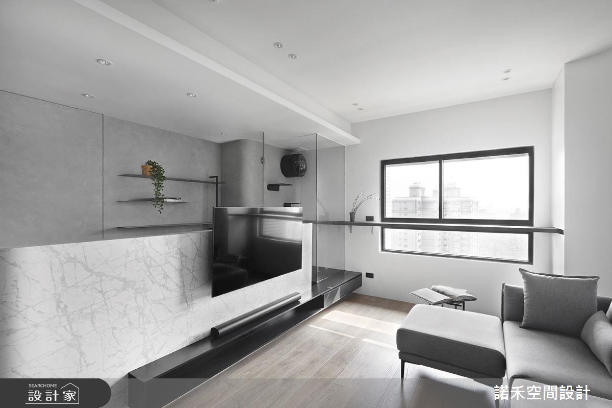 21坪新成屋(5年以下)_現代風案例圖片_諾禾空間設計 上碩室內裝修_諾禾_44之4