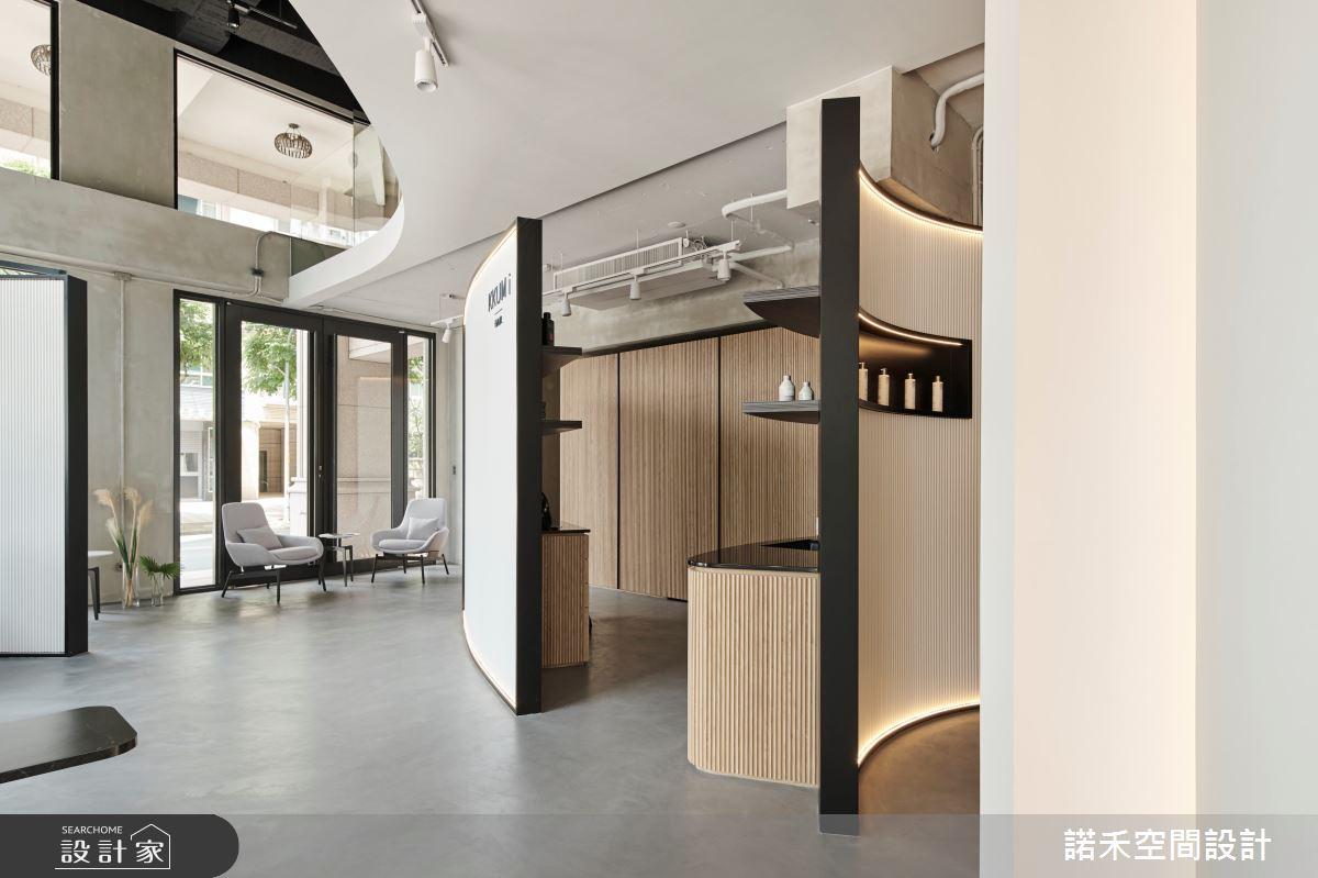 55坪新成屋(5年以下)_現代風商業空間案例圖片_諾禾空間設計 上碩室內裝修_諾禾_45之18