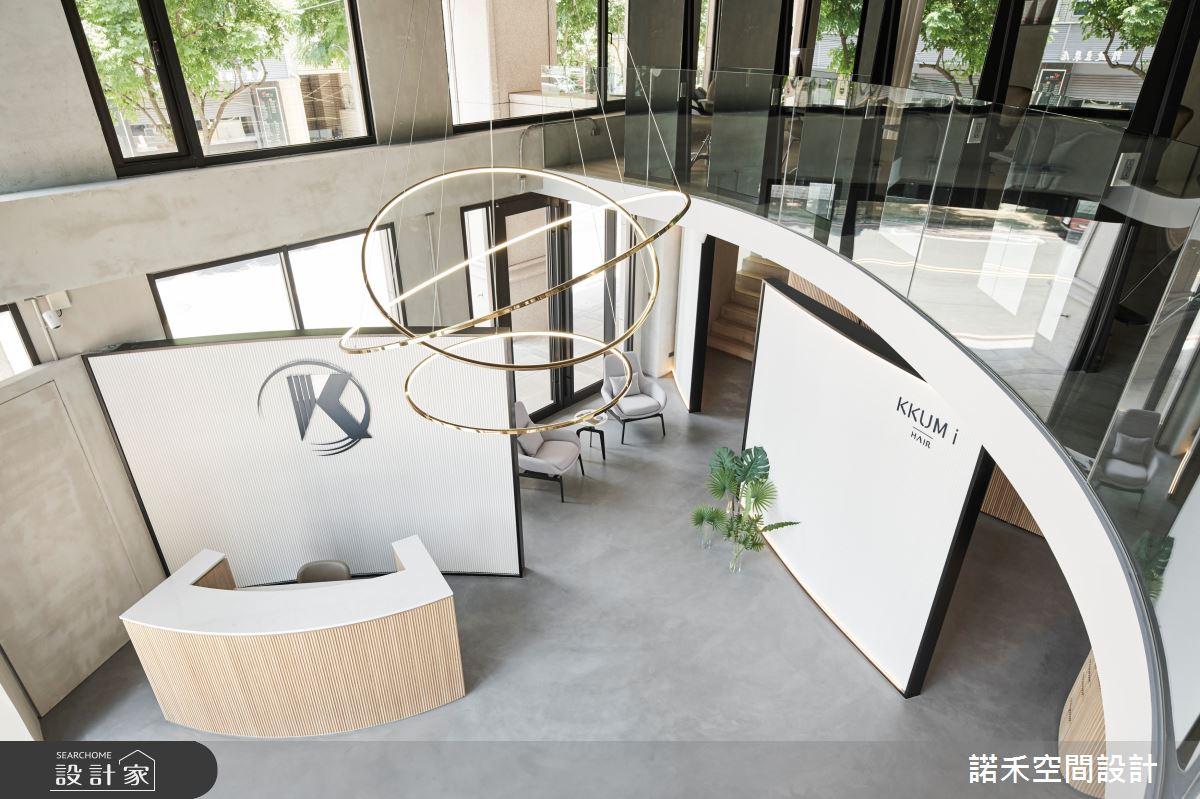 55坪新成屋(5年以下)_現代風商業空間案例圖片_諾禾空間設計 上碩室內裝修_諾禾_45之25
