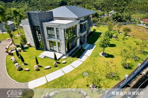 130坪新成屋(5年以下)_普普風庭院案例圖片_專勝室內設計 JS Design_專勝_01之2