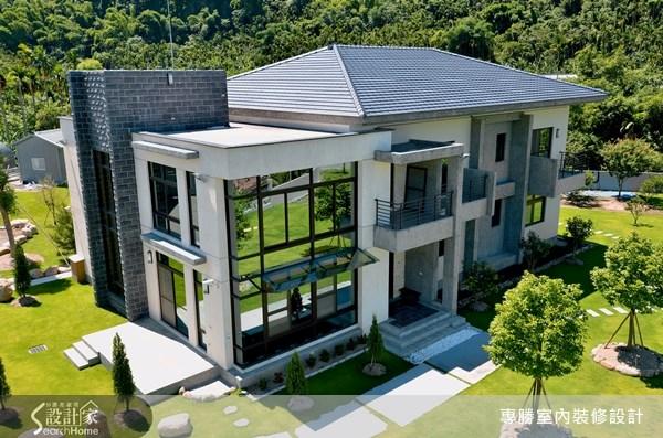 130坪新成屋(5年以下)_普普風庭院案例圖片_專勝室內設計 JS Design_專勝_01之3
