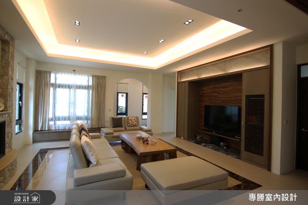 140坪新成屋(5年以下)_混搭風案例圖片_專勝室內設計 JS Design_專勝_10之3