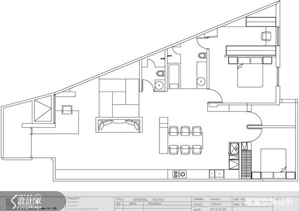 35坪老屋(16~30年)_混搭風案例圖片_晨室空間設計Chen Interior Design_晨室_01之19