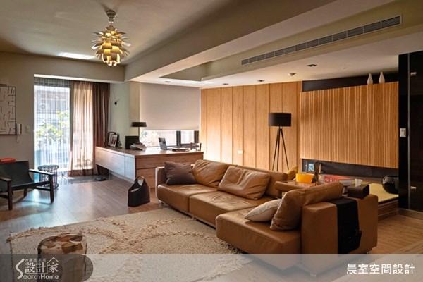 35坪老屋(16~30年)_混搭風案例圖片_晨室空間設計Chen Interior Design_晨室_01之4
