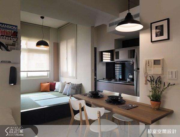 19坪新成屋(5年以下)_現代風案例圖片_晨室空間設計Chen Interior Design_晨室_02之4