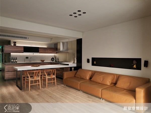 30坪老屋(16~30年)_現代風案例圖片_晨室空間設計Chen Interior Design_晨室_05之2
