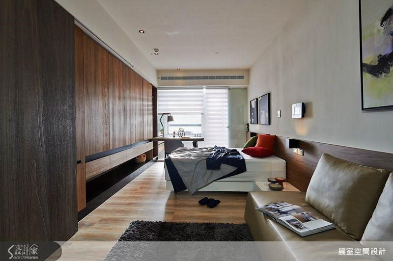 8坪新成屋(5年以下)_現代風案例圖片_晨室空間設計Chen Interior Design_晨室_06之3