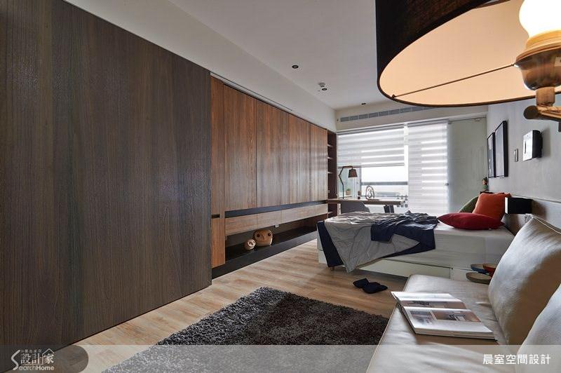 8坪新成屋(5年以下)_現代風案例圖片_晨室空間設計Chen Interior Design_晨室_06之1