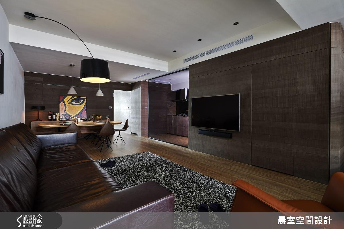 28坪中古屋(5~15年)_混搭風案例圖片_晨室空間設計Chen Interior Design_晨室_08之1