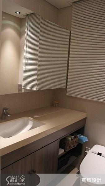 50坪新成屋(5年以下)_美式風浴室案例圖片_寬築設計有限公司_寬築_07之13