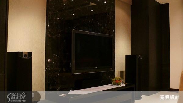 50坪新成屋(5年以下)_現代風客廳案例圖片_寬築設計有限公司_寬築_04之2