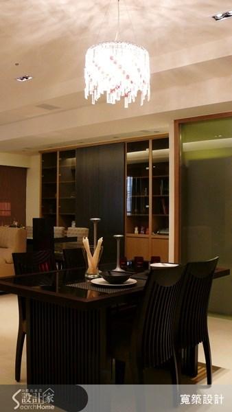 50坪新成屋(5年以下)_現代風餐廳案例圖片_寬築設計有限公司_寬築_04之4