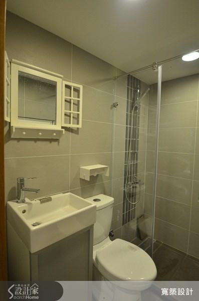 65坪老屋(16~30年)_混搭風浴室案例圖片_寬築設計有限公司_寬築_02之18