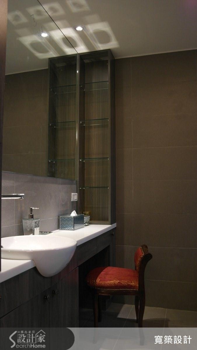 40坪新成屋(5年以下)_奢華風浴室案例圖片_寬築設計有限公司_寬築_13之8