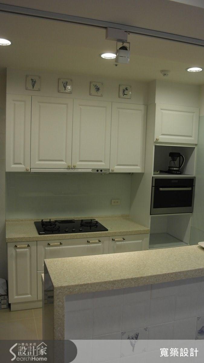 30坪新成屋(5年以下)_混搭風廚房案例圖片_寬築設計有限公司_寬築_14之3