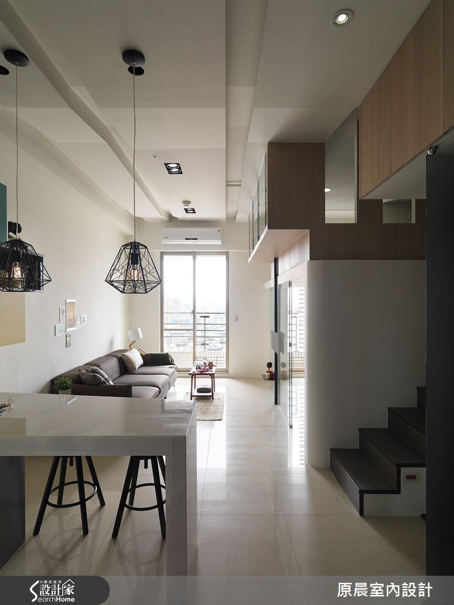 12坪新成屋(5年以下)_現代風餐廳案例圖片_原晨室內設計_原晨_17之2