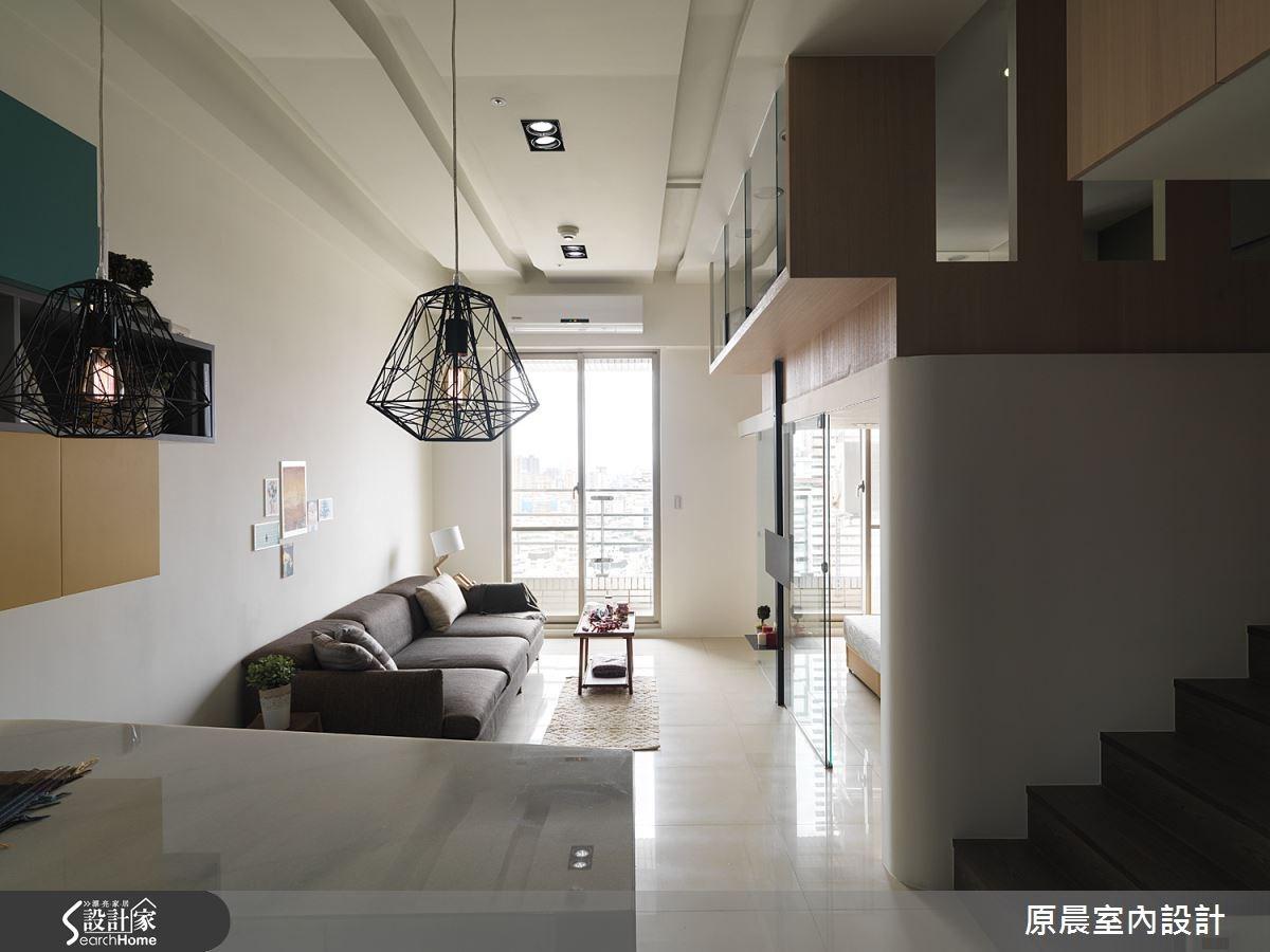 12坪新成屋(5年以下)_現代風餐廳案例圖片_原晨室內設計_原晨_17之3