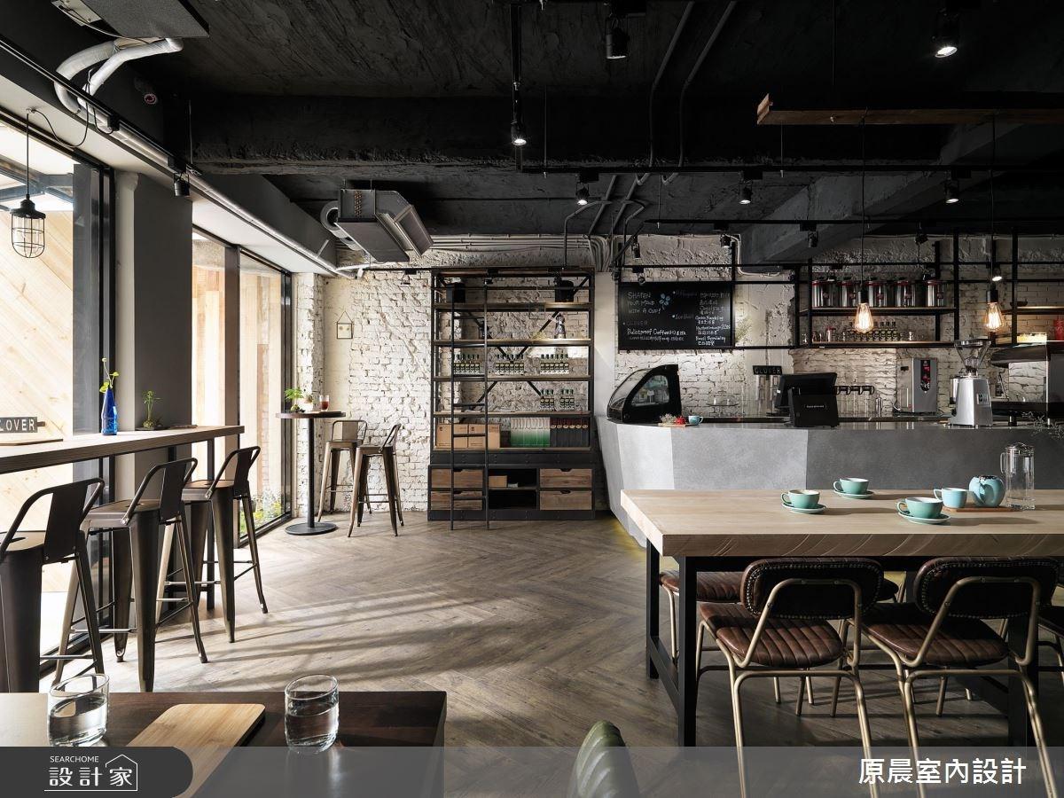 25坪老屋(16~30年)_工業風商業空間案例圖片_原晨室內設計_原晨_26之5