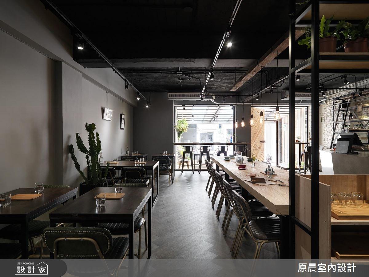 25坪老屋(16~30年)_工業風商業空間案例圖片_原晨室內設計_原晨_26之9