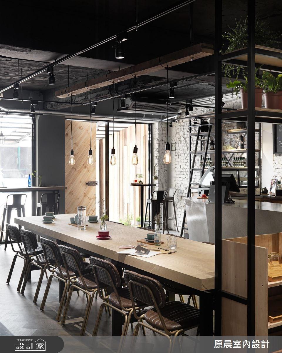 25坪老屋(16~30年)_工業風商業空間案例圖片_原晨室內設計_原晨_26之10