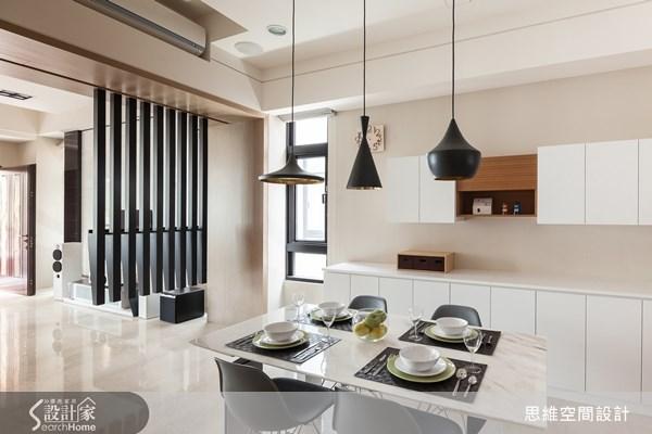 124坪新成屋(5年以下)_現代風客廳餐廳案例圖片_思維空間設計有限公司_思維_04之6
