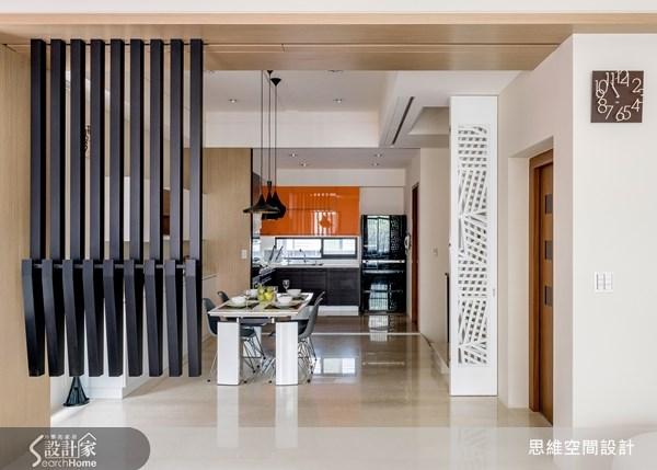 124坪新成屋(5年以下)_現代風餐廳廚房案例圖片_思維空間設計有限公司_思維_04之4