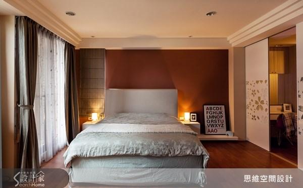 124坪新成屋(5年以下)_現代風臥室案例圖片_思維空間設計有限公司_思維_04之13
