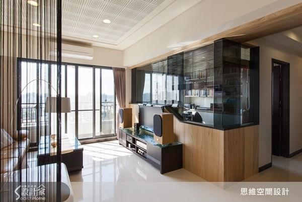 25坪新成屋(5年以下)_現代風客廳案例圖片_思維空間設計有限公司_思維_05之1