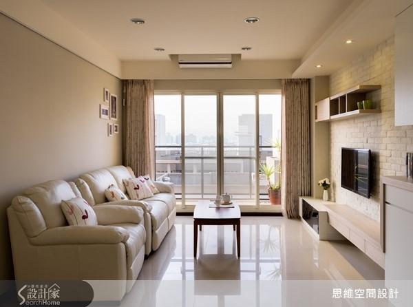 22坪新成屋(5年以下)_北歐風客廳案例圖片_思維空間設計有限公司_思維_06之2